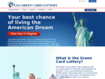 WIN USA GREEN CARD LOTTERY - APPLY FOR DV LOTTERY