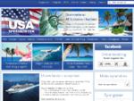 USA Spesialisten - USA Spesialisten - spesialist på alle typer reiser til Amerika.