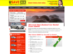 USave Shopping With Heart - Welcome