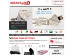 USBdarky. cz - USB dárky, USB flash disky a designové příslušenství pro Apple