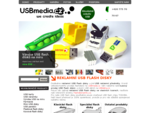 USB flash disky pro potisk a výroba flash disků na míru