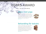Users Award | Hälsa - din egen livförsäkring