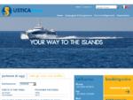 Ustica Lines -SITO UFFICIALE- OFFICIAL WEB SITE Trapani Egadi Pelagie Pantelleria Ustica Napoli ...