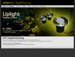 LED hagebelysning som du kan installere selv.