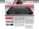 UTM NETASQ - Firewall, IPS i VPN w jednym!