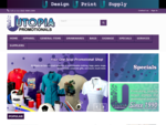 UTOPIA Screenprinting and Embroidery