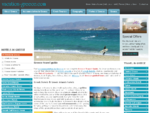 Greek hotels and Greece accommodation guide
