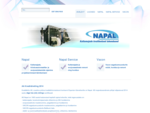 Katlamajad, koostootmisjaamad, automaatika - Napal AS