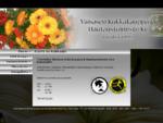 Väisäsen Kukkakauppa ja Hautaustoimisto Ky - Etusivu