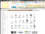 Valaisimet ja sähkötarvikkeet verkkokaupasta - Tervetuloa