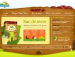 Valea Mare, Direct din natura - Suc de mere Valea Mare, suc obtinut 100 direct din fruct, un prod