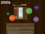 Valentino spintos | Spintų konstrukcijos | Durų sistemos | Spintos | Ekologiškos spintos, Spint
