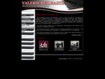 Valerie BEILHARTZ pianiste chanteuse solo à besancon presente les diablotines et les poupees russes