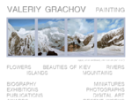 FineArt by Valeriy Grachov Contemporary artist from Ukraine Artist'sgallery includes ...