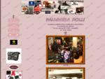 Valigeria Polli rivenditore Samsonite, Eastpak, The Bridge, Roncato