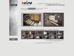 Fabrication de plans de travail - façades pour cuisine - Valino-SAS