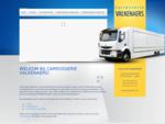 Carrosserie Valkenaers te Aarschot, 3 generaties ervaring in constructie van marktwagens voor alle