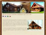 OÜ Valmer Puit | Palkmajad ja puitmööbel