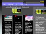 Karaoke - PC Karaoke Tools - Karaoke converter downloads basi mp3 basi multitraccia basi musicali