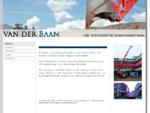 Van der Baan - Ihr zertifizierter Demontagebetrieb - Startseite