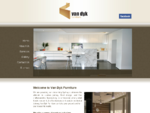 Residential Fitouts Sydney, Office Furniture in Sydney, Retail Fitouts Sydney, Van Dyk Furniture
