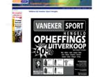 Welkom bij Vaneker Sport Hengelo
