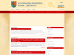 Vojvođanska akademija nauka i umetnosti | Dobrodošli
