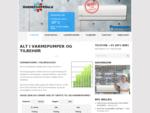 VARMEPUMPESALG APS - Altid Billige kvalitets varmepumper - 5 års garanti