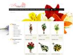 интернет магазин цветов Василек
