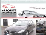 Carros Usados, Automoveis Usados - Vasquez Automóveis