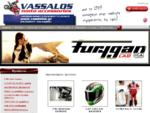 VASSALOS moto accessories - Αντιπροσωπείες Εισαγωγές