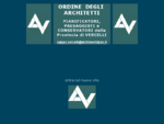 Ordine degli Architetti della Provincia di Vercelli