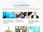 VDI nachrichten. com Homepage
