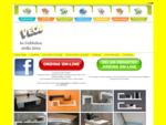 VECA - Reggimensole, supporti per vetri, maniglie, pomoli, appendiabiti, supporti tv