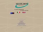 Vecchi Zironi trasporti internazionali chimici, container alimentari - Italia