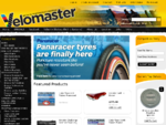 Velomaster Online Bike shop, Road bikes, MTB bikes, BMX bikes, Bike parts and bits