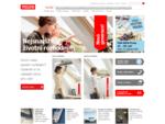 Střešní okna VELUX, rolety a žaluzie | VELUX