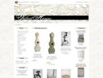 Velvet House - dekoracje retro, styl prowansalski i skandynawski sklep