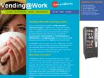 vending automaten | snoepautomaten | frisdrankautomaten | broodjes automaten | automatencatering