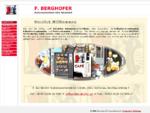 F. Berghofer Automatenbetriebs GesmbH Sollenau: Automatenaufstelldienst, Heißgetränkeautomaten, Kalt