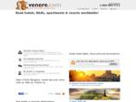 Venere. com® | Hotels, BB, Vacation Rentals Hotel Deals and Reviews