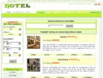 Venice HOTELS ITALY Hotel accommodation reservations Venice Top 100 Hotels in Venice Copyright ...