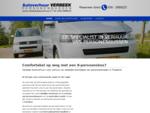 Verbeek Autoverhuur - Personenbussen verhuur in Friesland - 9-persoonsbus - personenbussen