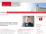 Startseite - Roth | partner - Rechts-Anwälte - Dresden - Verkehrsrecht - Arbeitsrecht - Sozialrecht