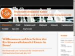 Rechtsanwaltskanzlei Kunze, Verkehrsrecht in Bonn