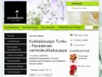 Kukkakauppa Netissauml; Turku - Verkkokukkakauppa | Kukkakauppa Pasadena Turku