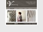 Versatile Inc. Unique Ceramics, Glass Marble | Welcome