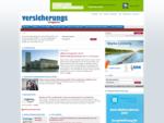 Versicherungsmagazin Online | Portal für Vermittler und Vermarkter in der Versicherungsbranche