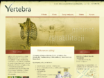 Vertebra - gabinet rehabilitacji, fizjoterapia - Białystok
