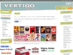 Vertigo Store - Posters de Filmes, Cinema, Arte Wall Decor Prendas